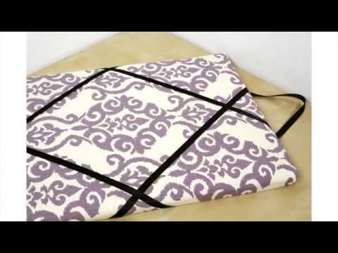 DIY Fabric Cork Board Tutorial