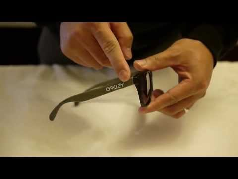 Quicklook: Oakley Limited Edition Frogskins GP75 (Blue/Olive) Frames Matte Black Iridium Lens