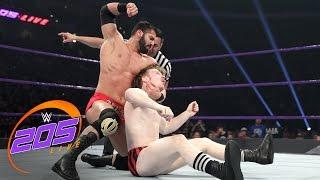 Jack Gallagher vs. Tony Nese: WWE 205 Live, Jan. 3, 2017