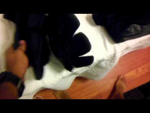 Rc-1 leather jacket wash.....