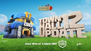 Town Hall 12 UPDATE Livestream Coming Soon!