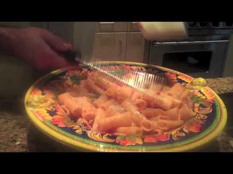 Rigatoni with Sausage Sauce Recipe
