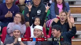 31st Dubai International Basketball Championship Mighty Sports Philippines Vs Es Rades Highlights