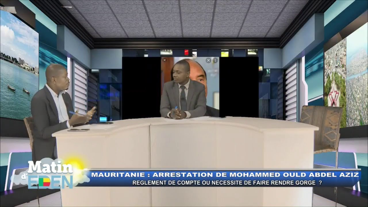 Mauritanie, arrestation de Mohammed Ould Abdel AZIZ