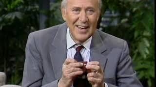 JOHNNY CARSON INTERVIEW CARL REINER  Nov 12 1987