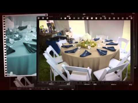 Wedding Chairs | Goff Tents and Events | Kentucky