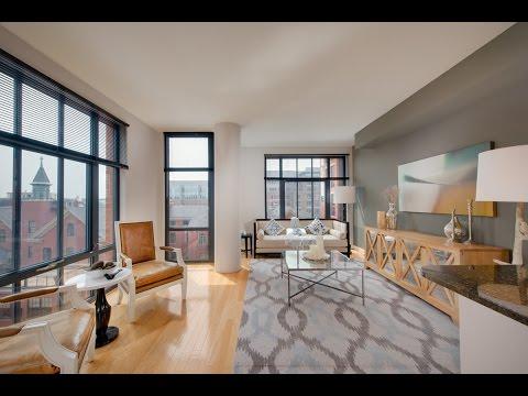 Senate Square Apartments GoPro Tour | Two Bedroom Model Apartment Home | DC Apartments