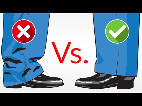 20 Small Style Mistakes That Lead To BIG Problems | Men's Fashion Faux Pas