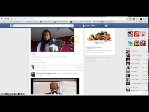 How To Unfollow groups and free up your newsfeed on facebook