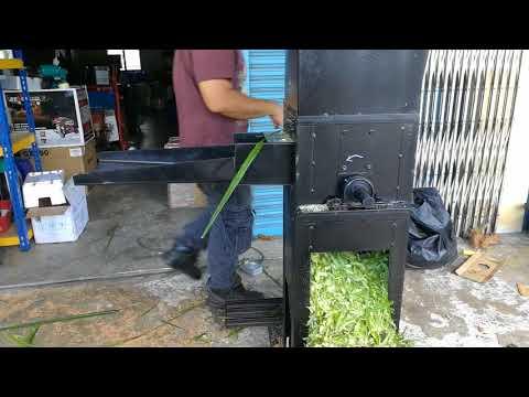 2 Use Chopper Machine and Coconut Shredder Thailand