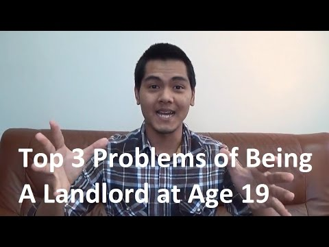 Top 3 Problems of being a Landlord at Age 19 | Koukun