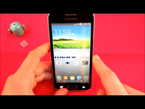 How To Unlock MetroPCS Samsung Galaxy Avant (SM-G386T1) by Unlock Code.