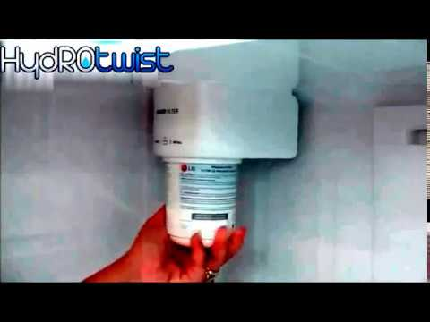How To Replace Your LG LT500P Fridge Water Filter 5231JA2002A
