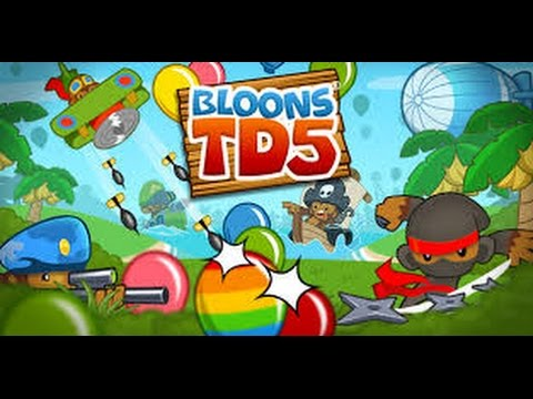 HOW TO GET FREE MONKEY CASH BLOONS TD 5 (with proof)