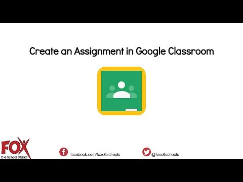 Create and Submit an Assignment in Google Classroom   STUDENT VIEW