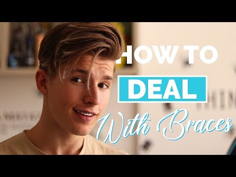 How to Deal With Braces! | Tips for Being With Braces