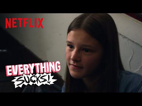 Everything Sucks!   Clip: Do You Like Me?   Netflix