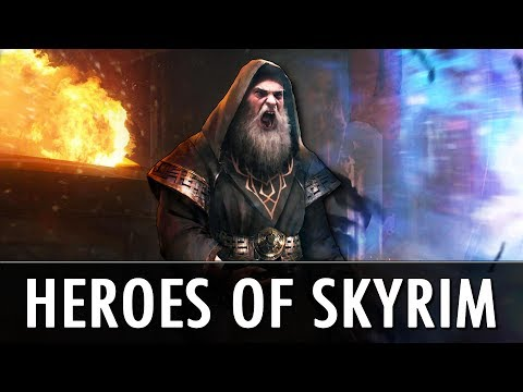 The Elder Scrolls: Legends - The Heroes of Skyrim
