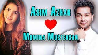 Asim Azhar Ne Momina Mustehsan Ko Akhri Message Kia Kiya? Find out here!   Asim Azhar   One Take