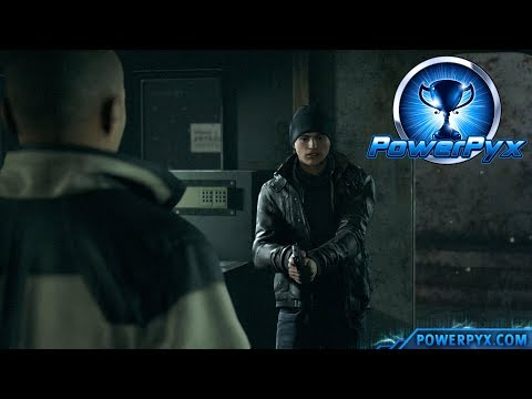 Detroit Become Human - ONE OF US Trophy Guide (Connor Becomes Deviant)