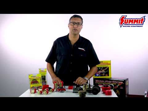 Why Switch to Polyurethane Mounts and Bushings?
