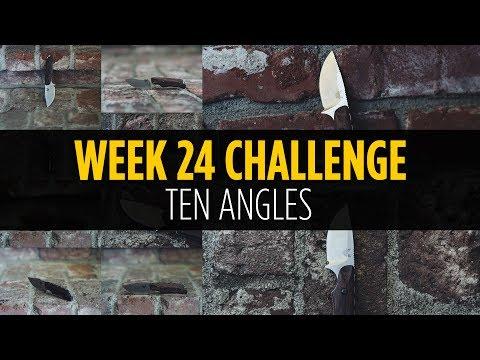 Week #24 - Ten Angles - Photo Challenge