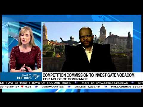 Competition Commission to investigate Vodacom
