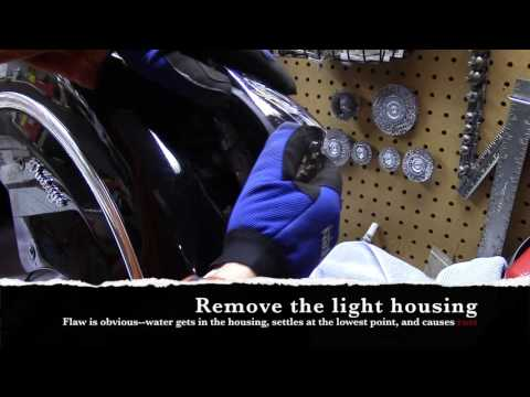 Correcting the Indian War Bonnet Light Design Flaw