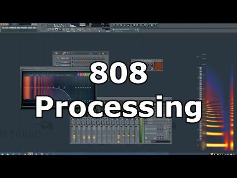 Trap 808 Processing Tutorial in FL Studio
