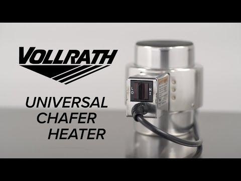 Vollrath Universal Chafer Heater