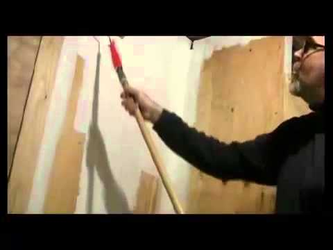 How To Paint A Plywood Wall With A Roller Brush Using This Step By Step Method