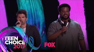 """The Cast Of GHOSTED Use """"Millennial Slang"""" 