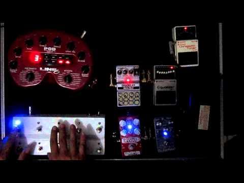 MIDI Foot Controller Arduino Mega DIY (Pull Up Resistor)