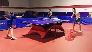 Teknik Bermain tenis Meja terbaik di Indonesia 2017
