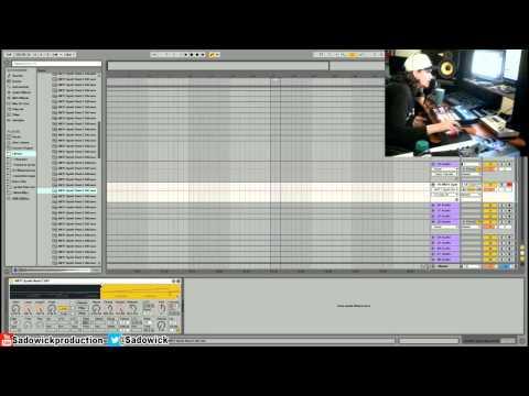 Ableton Live 9 - Big & Heavy Basslines Anyone Can Make