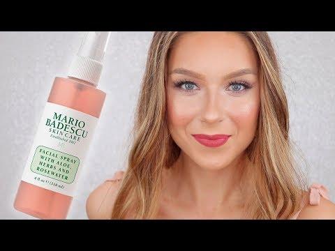 Mario Badescu Rosewater Facial Spray Review