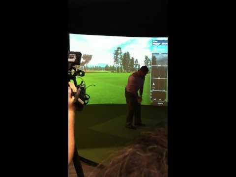 Sean Foley at the PGA Show Part 4