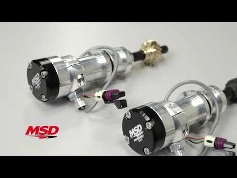 MSD Cam Sync Distributor Plugs for Ford Engines 85141 85221 85061 85211