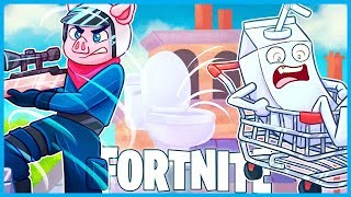 ANOTHER 360 NO SCOPE VICTORY ROYALE in Fortnite: Battle Royale! (Fortnite Funny Moments & Fails)