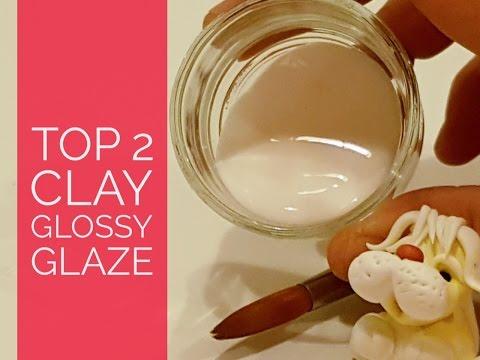 My Top 2 Clay Glossy Glaze