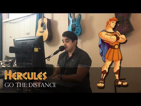 Disney's Hercules - Go The Distance