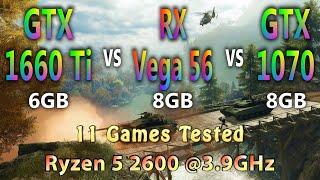 GTX 1660 ti vs RX vega 56 apex legends Videos - 9tube tv
