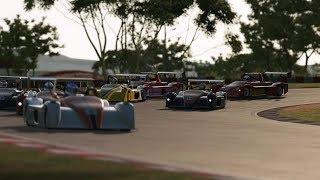 Rfactor2 - Ferrucio GT3 @ Chayka Racetrack - PakVim net HD Vdieos Portal