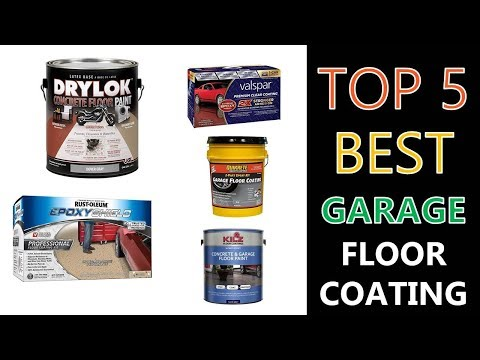 Best Garage Floor Coating 2018