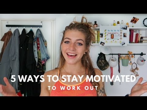 5 Tips for Workout Motivation – Winter Fitness Motivation