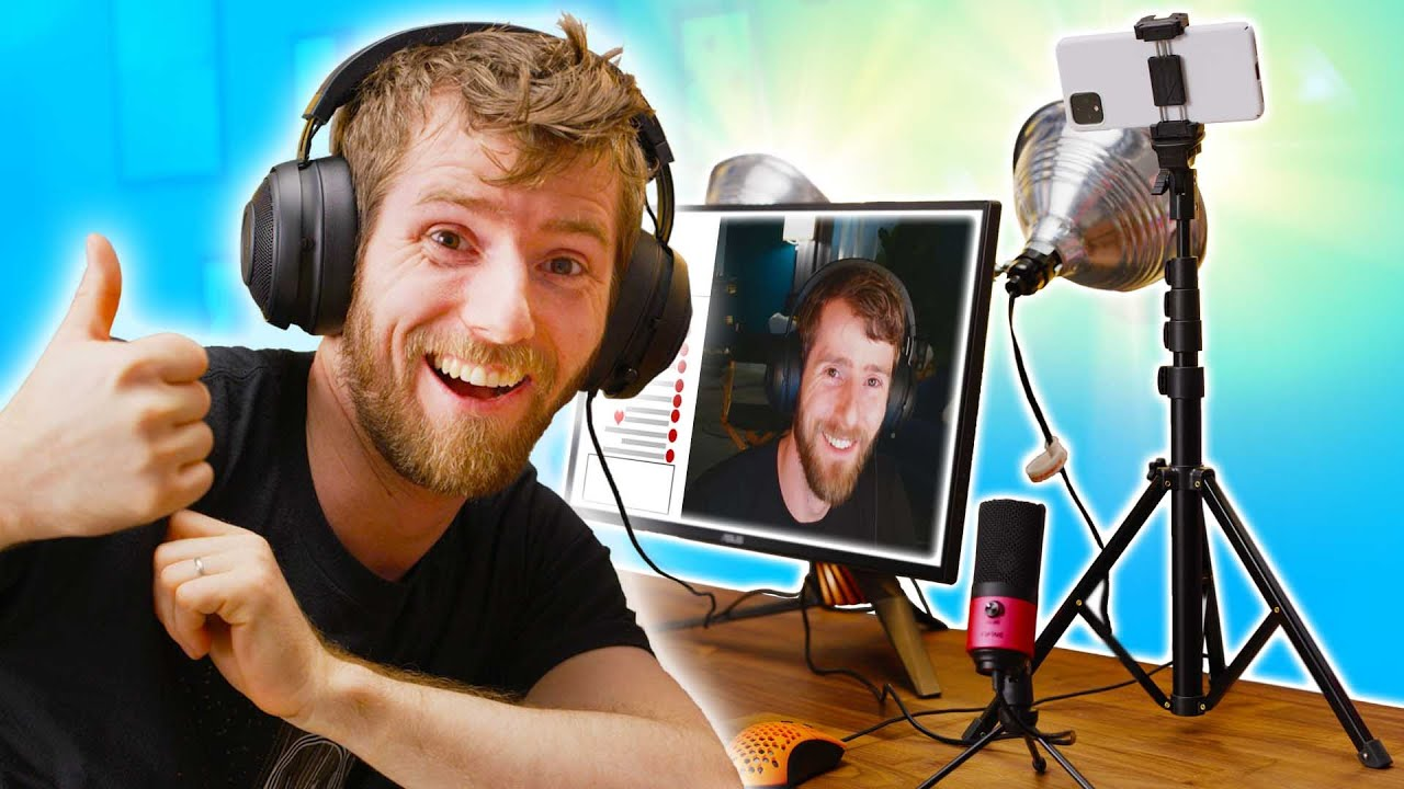 Building a FULL Streaming Setup on the Cheap!