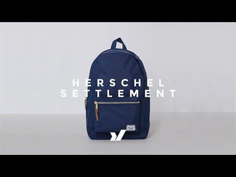 518913b310 Herschel Supply Co. City Backpack - Herschel Navy Striped Backpack