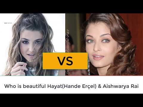 Xxx Mp4 Who Is Beautifull Hayat Hande Erçel Amp Ashwaria Rai Pyar Lafzon Main Kahan 3gp Sex