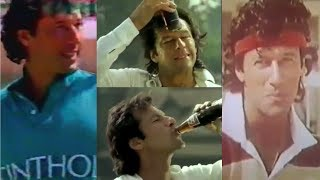 A look at some of the advertisements by Imran Khan | PakiXah