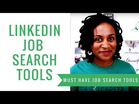 LinkedIn Job Search Tools (MUST HAVE JOB SEARCH TOOLS)